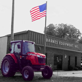 Barnes Equipment Inc.